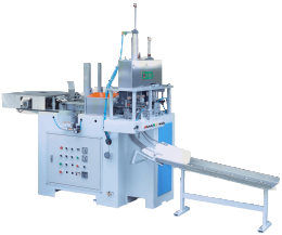 WS-1100 Paper Lunch Box Making Machine