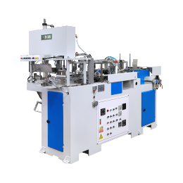 WS-1105C Paper Lunch Box Making Machine
