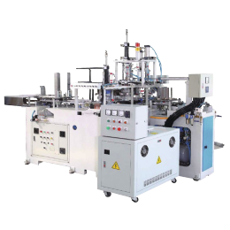 WS-8809 Model of Food Box Forming Machine